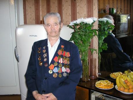Конспект классного часа в 9 классе «Мой дед Рубцов Иван Игнатьевич – ветеран Великой Отечественной войны»