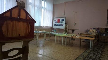 Логопедический досуг в рамках недели «Игра и игрушка» «Народные деревянные игры-забавы»