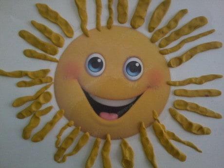 Конспект НОД для детей раннего возраста «Здравствуй, солнышко»