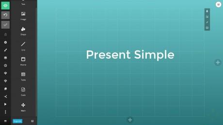 Онлайн-платформы для создания презентаций по иностранному (английскому) языку