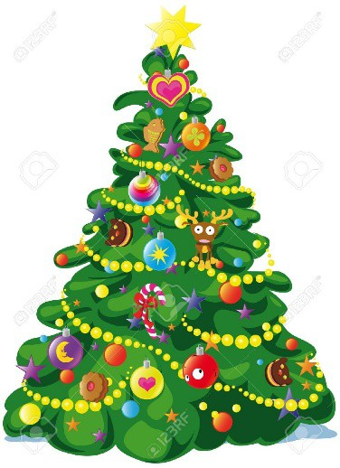 14092830-christmas-tree--Stock-Vector-cartoon