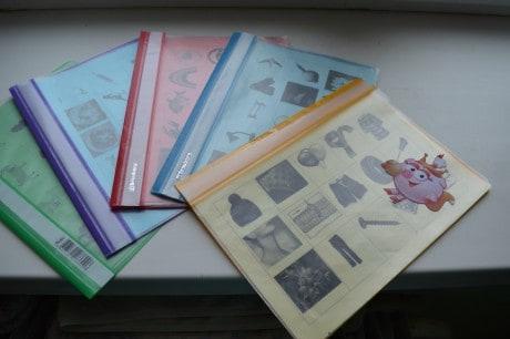 Методическая разработка «Игровые альбомы для коррекции речевых нарушений у детей 5-7 лет»