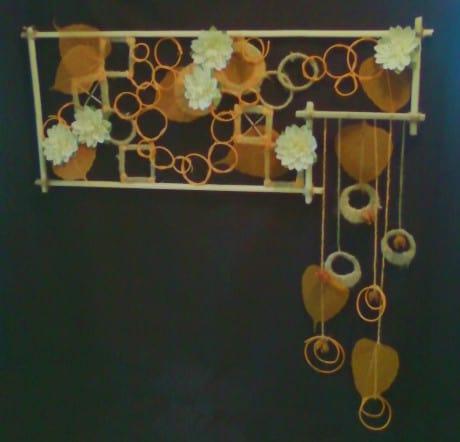 План – конспект открытого занятия по флористике: «Транспарентные композиции: флористический браслет»
