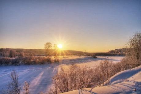 Конспект интегрированного сюжетно-тематического музыкального занятия «Зима в Коми крае»