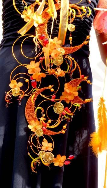 букет (20) Кружок - флористика, панно.