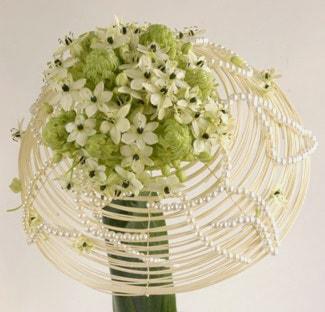 Кружок — флористика, панно. Практикум «Использование транспарентной техники в создании флористических композиций и панно»
