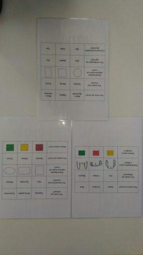 Дидактическая игра «Посмотри и запомни» (для детей старшего дошкольного возраста)