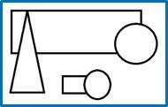 """ФЭМП в подготовительной группе """"Закрепление знаний о геометрических фигурах и формах"""""""