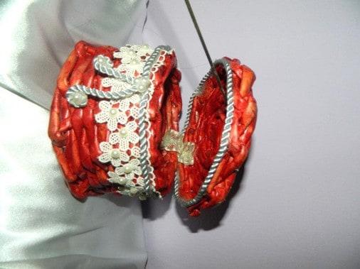 На Руси почти каждый дом мог похвалиться своим мастером плетения.