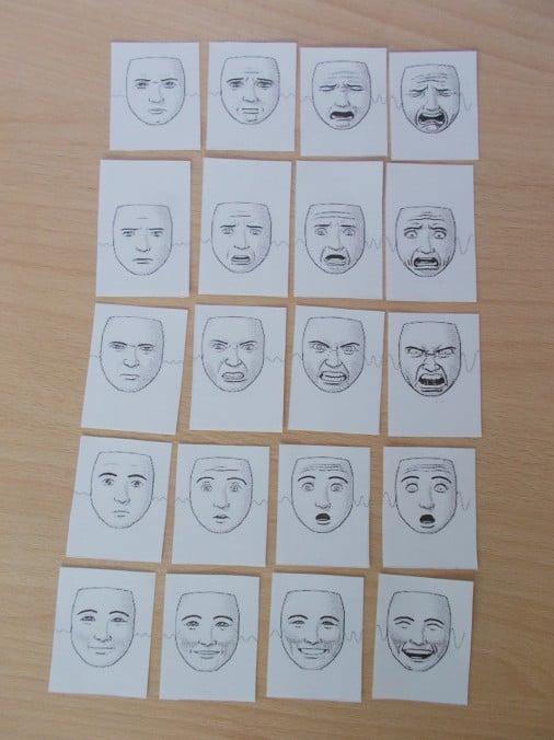 Психологическая игра «Расставь по порядку»