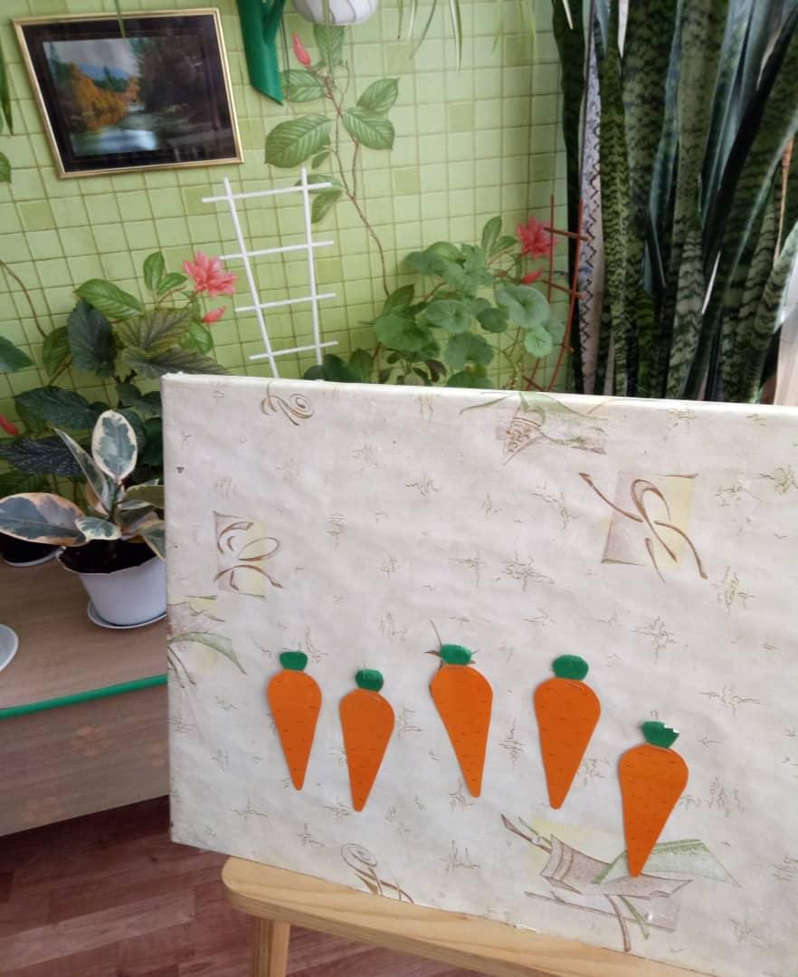 Сколько морковок у зайца, если их больше 4, но меньше 6? (5)